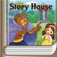<Beauty And The Beast> Story House (Multimedia Fairy Tale Book)