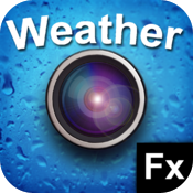 PhotoJus Weather FX - Pic Effect for Instagram icon