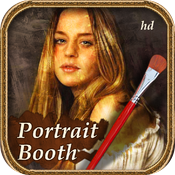 Art Portrait Booth HD icon