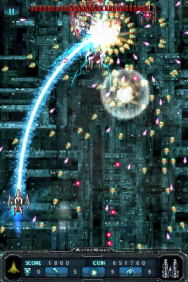 AstroWings screenshot 5