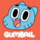 The Amazing World of Gumball: Mini Games app icon