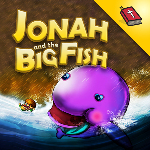 My Bible Stories: Jonah & the Big Fish