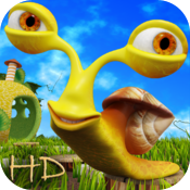 Silly Snails HD icon