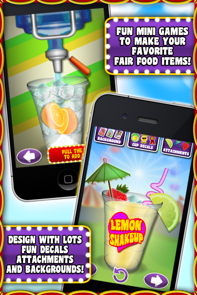 Fair food maker free download for android