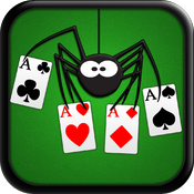 Spider Solitaire for iPad icon