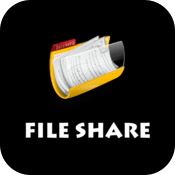 File Share - Bluetooth & Wi-Fi icon