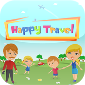 Happy Travel HD icon
