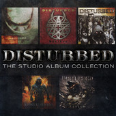 The Studio Album Collection, Disturbed