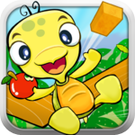 Hungry Turtle - Puzzle Game - iPhone - By RealObjects