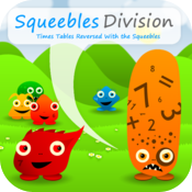 Division: Squeebles Times Tables Reversed icon
