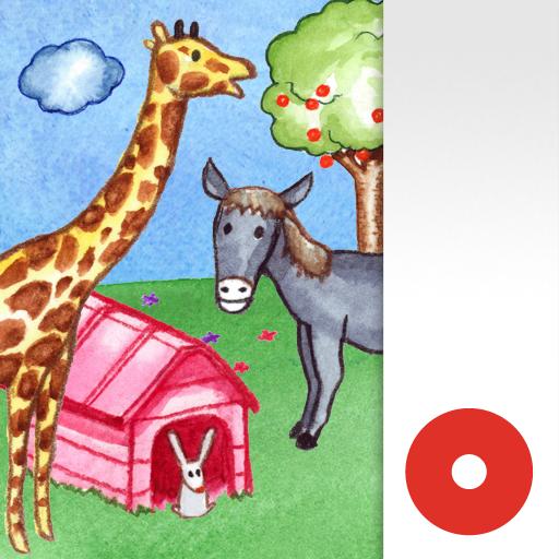 Libro Animato Per Bambini: I Miei Animali (AppStore Link)