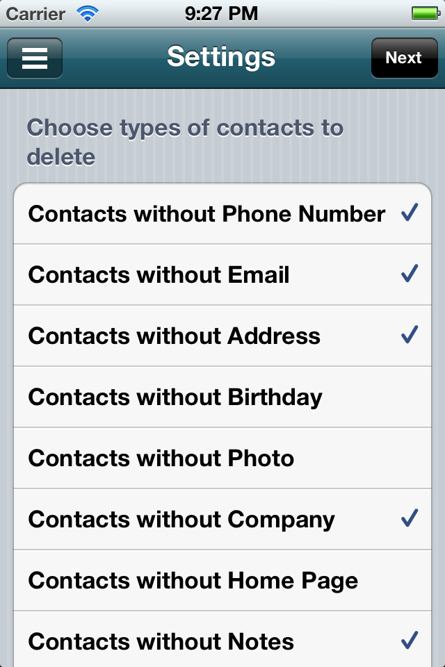 how to delete multiple duplicate contacts on iphone 5
