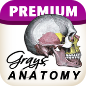 Gray's Anatomy Premium for iPad icon