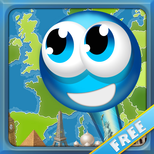 Pin Your World - Free app icon