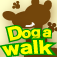 Dog a walk