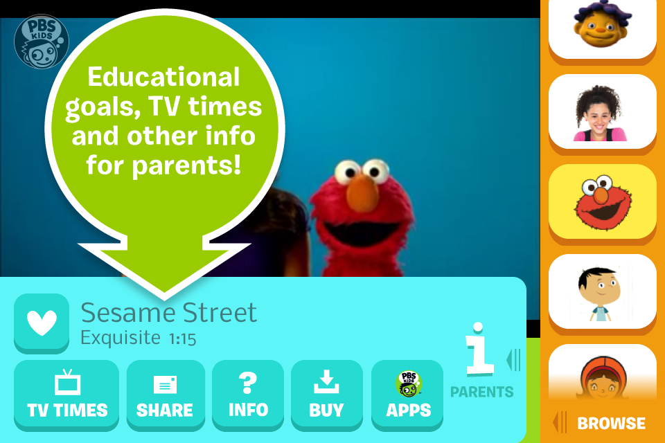 pbs kids video education free app for iphone