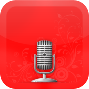 Mic Check Recorder for iPad icon