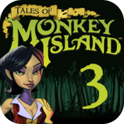 Monkey Island Tales 3 icon
