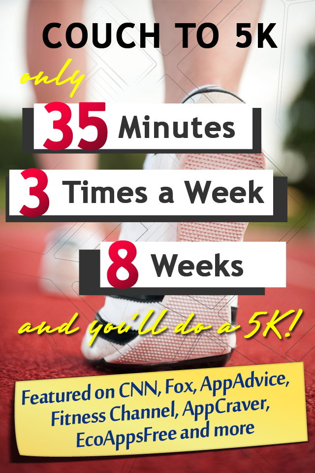 Couch to 5k app for ipod for Couch 5k app