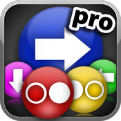 SwipeTapTap Pro - A fun and addictive gesture game icon