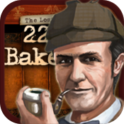 The Lost Cases of 221B Baker Street Free icon