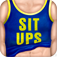 Situps 0 to 200: Abs Workout Exercise Trainer, pro