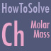 HowToSolve - Molar Mass