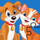 Cats and Dogs - Jigsaw Puzzle Game for Kids