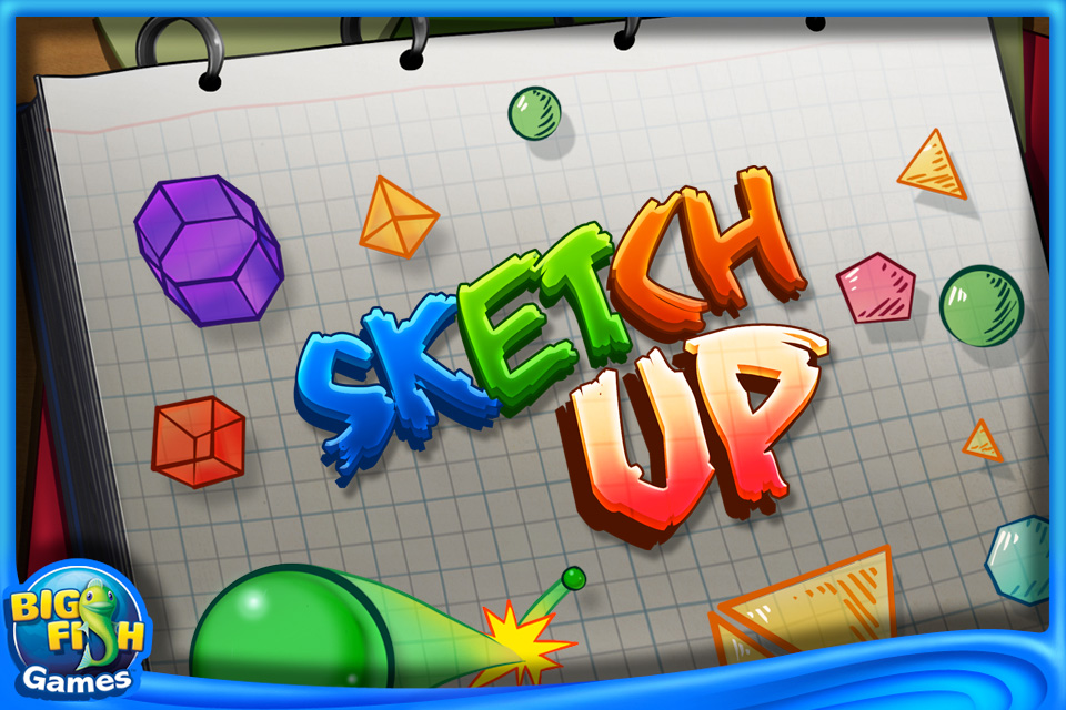Sketch up par big fish games inc for Big fish games inc