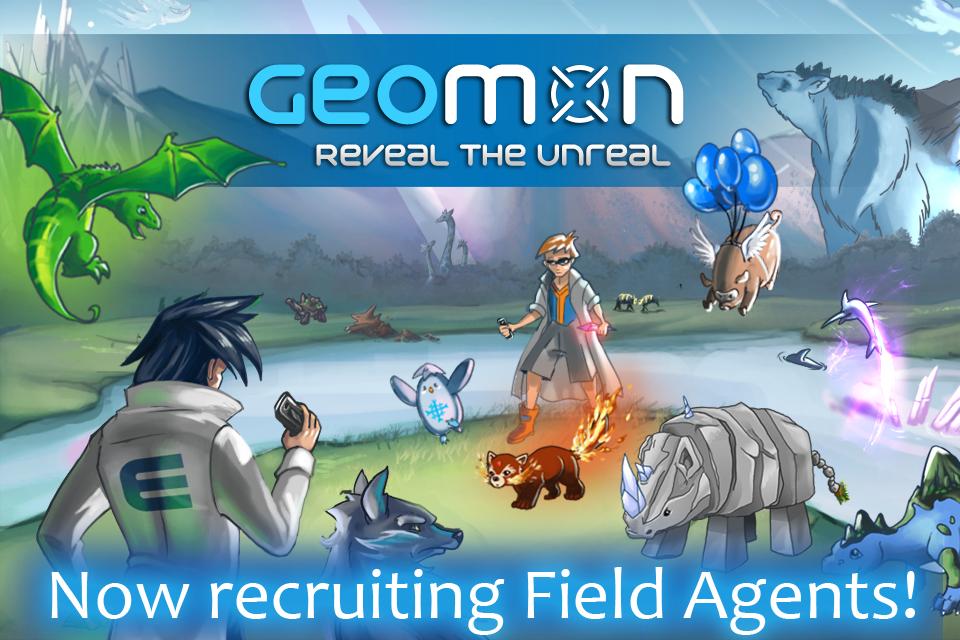 Geomon screenshot 5