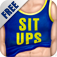 Situps 0 to 200: Abs Workout Exercise Trainer, free
