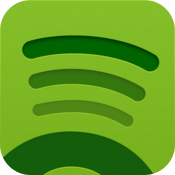 Spotify for iOS 4 icon