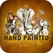 Hand Painted - Animals icon