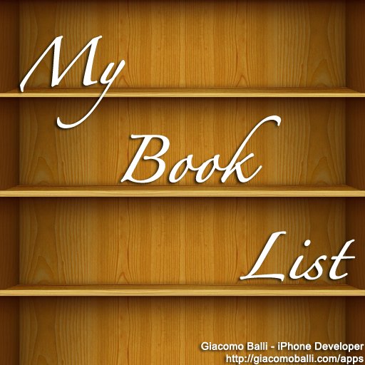 My Book List - Keep track of the book you read and want to read