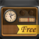 Radio Alarm Clock Free-MP3/Radio/Nature Sound Alarm + Sleep Timer Icon