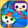 Mermaid Waters: Adventures of Hana & Cory! (Preschool-friendly story + math game)