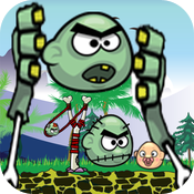 Kick the Zombies icon