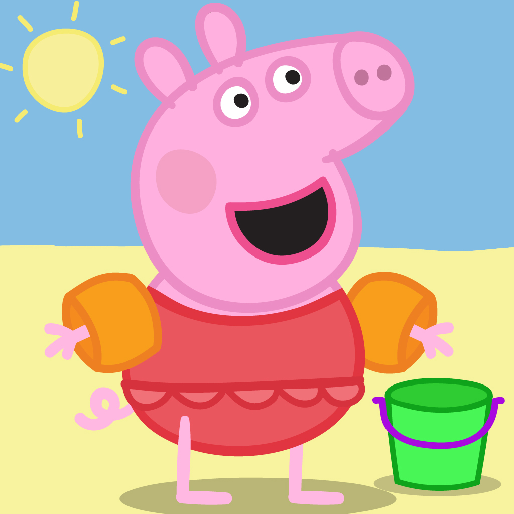 Thread: Peppa's off on Holiday - also out now on iTunes! :) - Casual ...