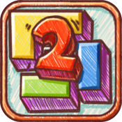 Doodle Fit 2: Around The World Review icon