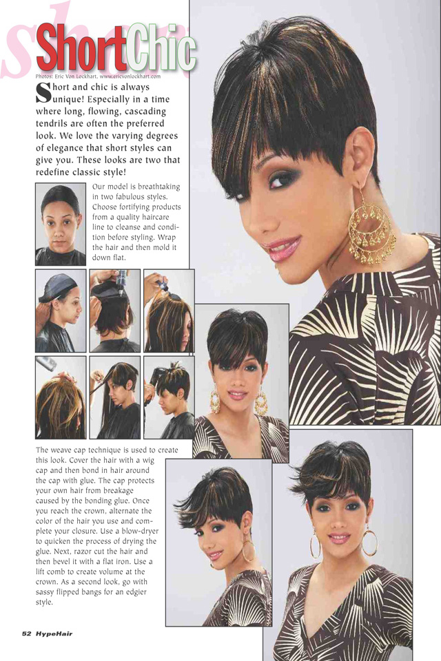 Image of Hype Hair - The Biggest Hair Magazine For Women of Color! for iPhone