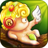 Panicky Angel by Digitalfrog icon