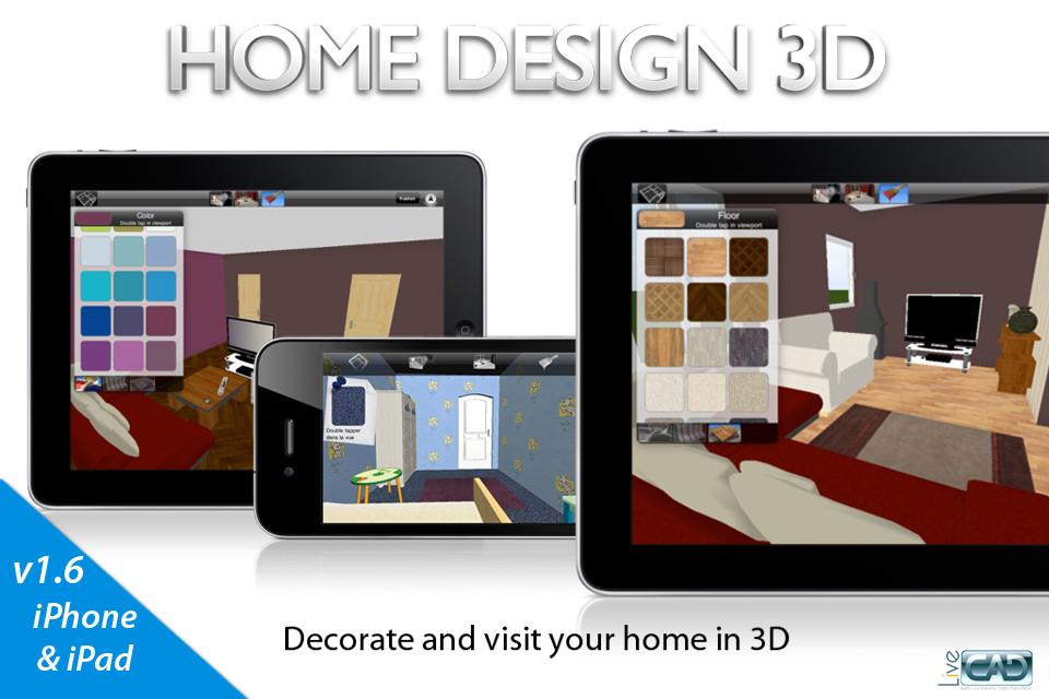 Beappy home design 3d classic anuman for App progettare casa