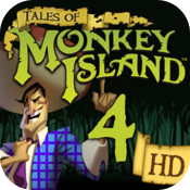 Monkey Island Tales 4 HD icon