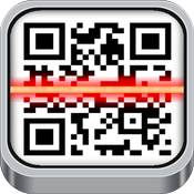 QR Reader for iPad (Premium) icon