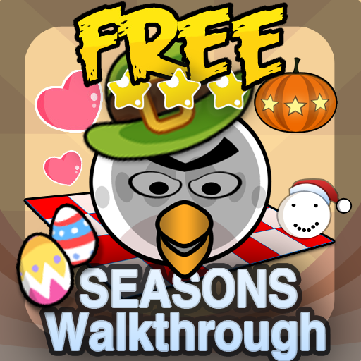 Seasons Walkthrough for Angry Birds (Free Edition)