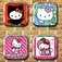 Pimp Your Hello Kitty Shelves Icons Wallpapers