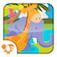 Toddler Activity Island -  Preschool Games