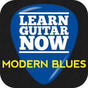 Modern Blues Learn Guitar Now icon