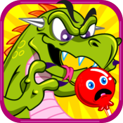 Dragons Ate My Candy icon