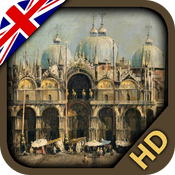 Canaletto-Guardi, the two masters of Venice HD icon